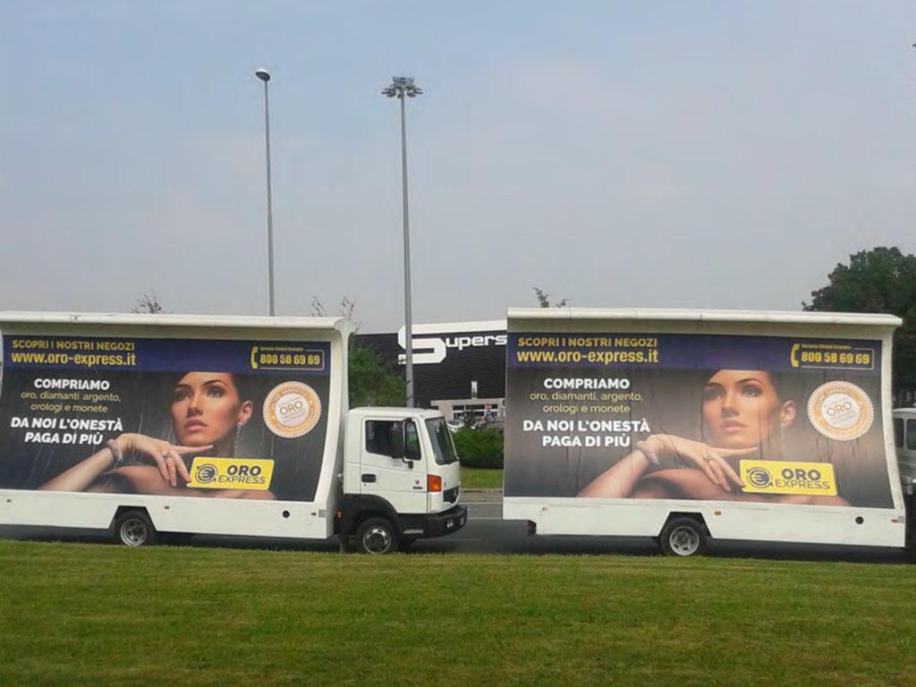 noleggio camion vela Piacenza